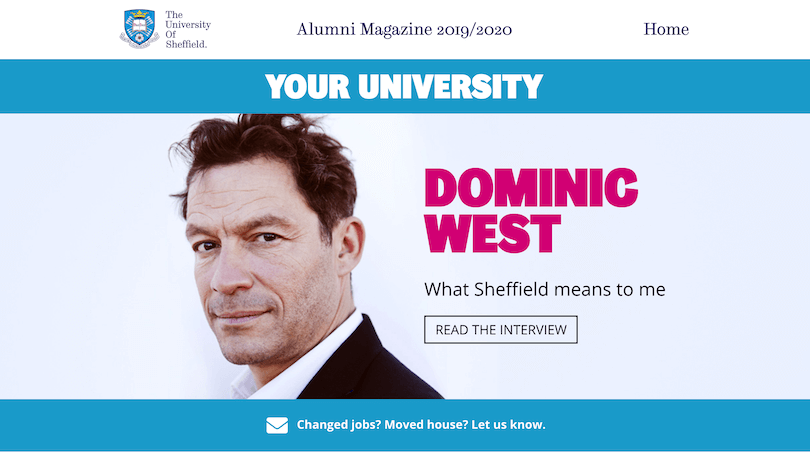 Your University - University of Sheffield