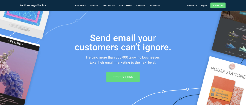 Campaign Monitor API